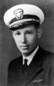 Reginald Marbury Raymond In Uniform