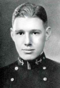 Reginald Marbury Raymond, USNA Photo